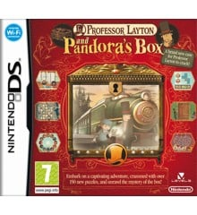 Professor Layton and Pandora's Box (DK/SE)