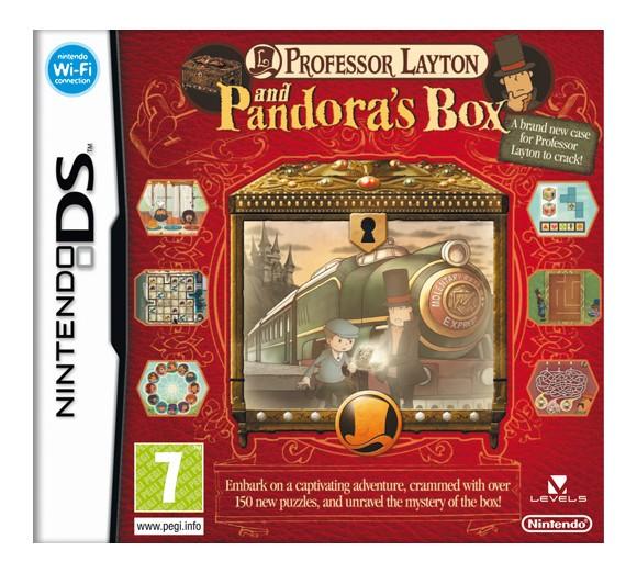 Professor Layton and Pandora's Box (DK/SE)