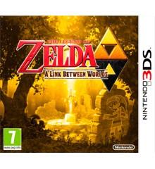 Legend of Zelda: A Link Between Worlds
