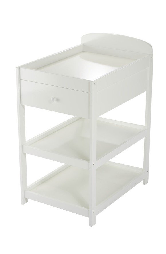 Baby Dan - Alfred - Changing Table - White (4143-01)