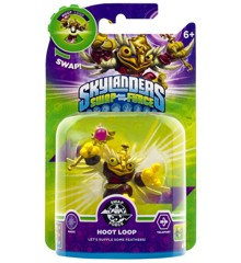 Skylanders Swap Force: Hoot Loop (Shapeshifter) (Magi)