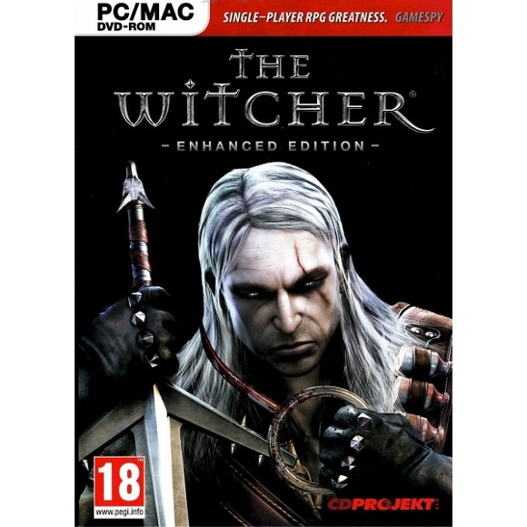 Witcher Enhanced Edition