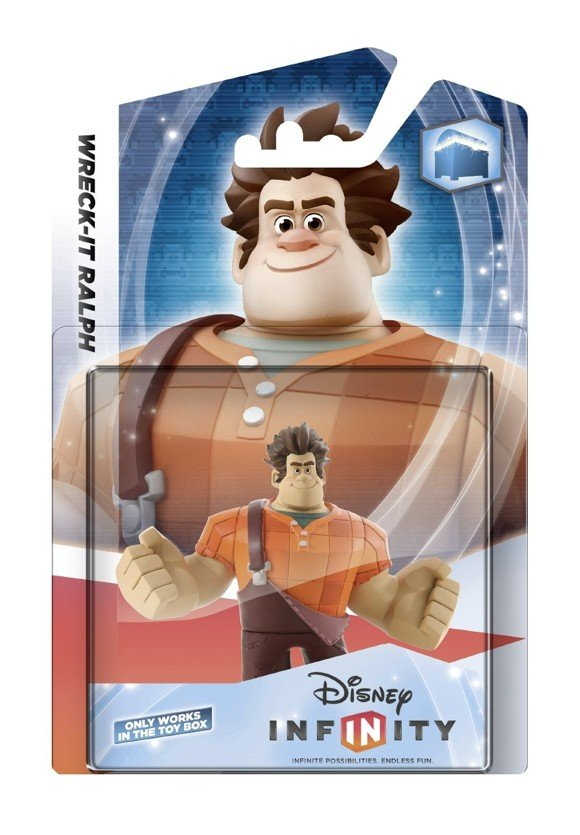 Disney Infinity Character - Rive-Rolf