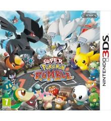 Super Pokemon Rumble (DK/SE)