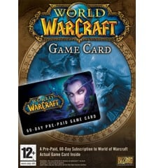 World of Warcraft GameCard 60-tage(Code per email) /PC DOWNLOAD