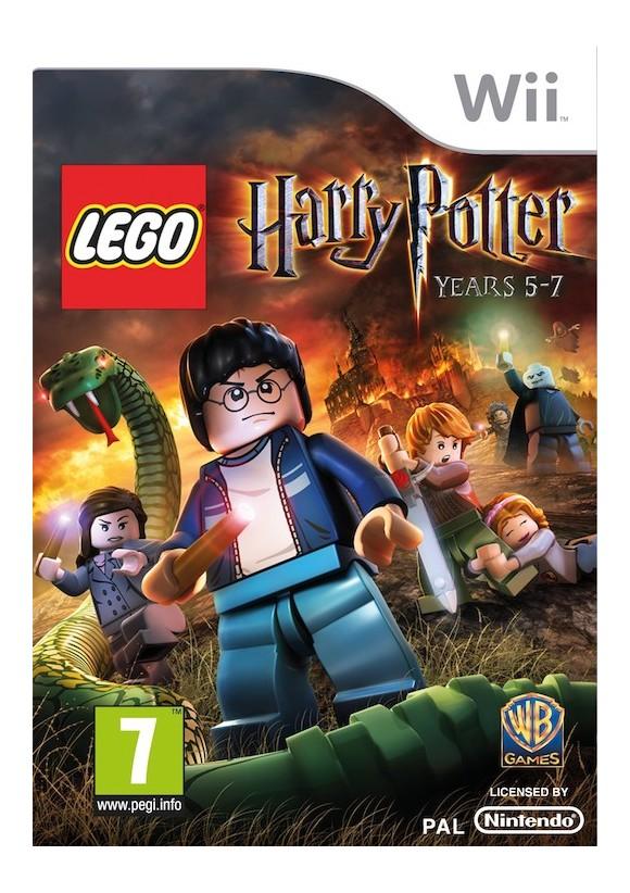 LEGO Harry Potter Years 5 - 7