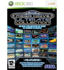SEGA Mega Drive Ultimate Collection (Classic)