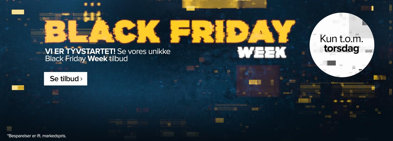 Black Friday udsalg