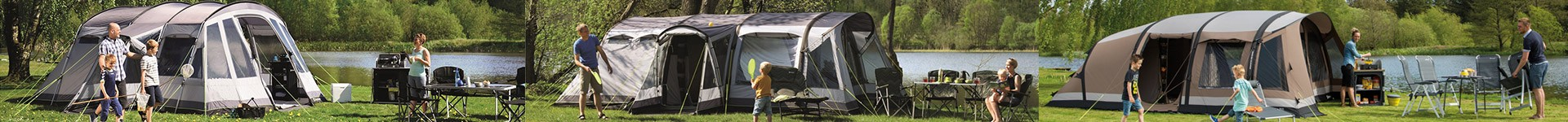 Outwell - Telte til familiens campingferie