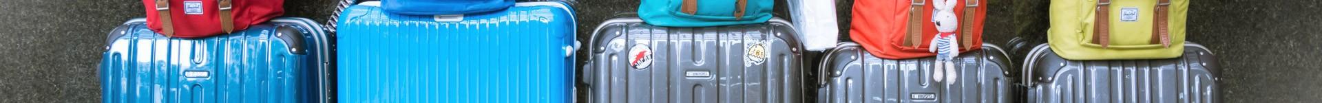 Kufferter, trolleys og rejsetasker