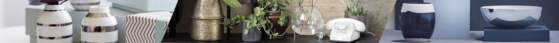 Skønne vaser