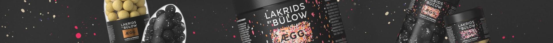 Bestil dine Lakrids By Bülow favoritter her!